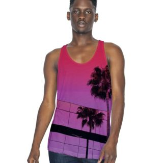 Unisex Sublimation Tank Thumbnail