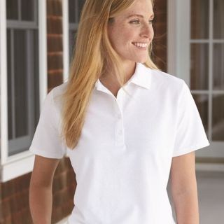 Women's X-Temp Pique Sport Shirt with Fresh IQ Thumbnail