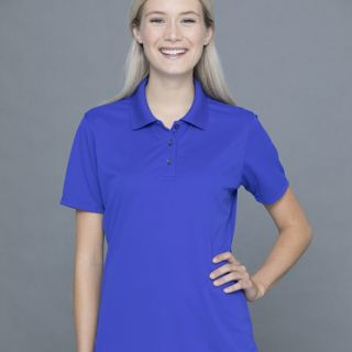 Dri-Power® Women's Polyester Mesh Sport Shirt Thumbnail